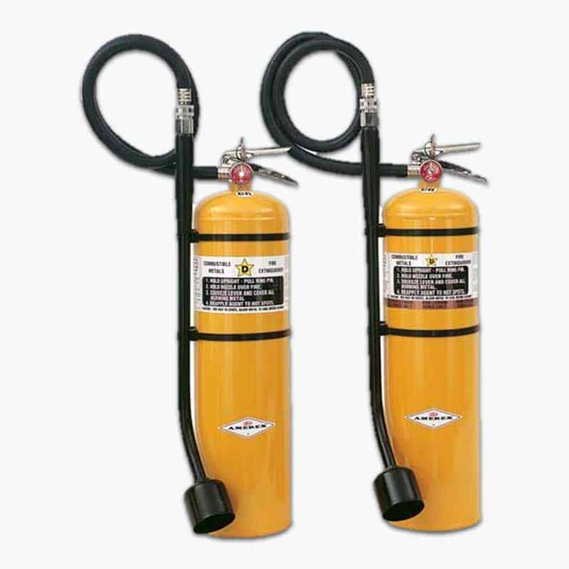 Amerex Class D Fire Extinguishers