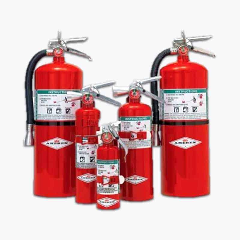 Amerex Halotron Fire Extinguishers
